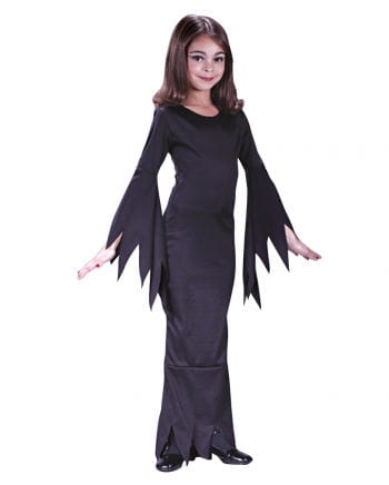 Madame Morticia Child Costume L