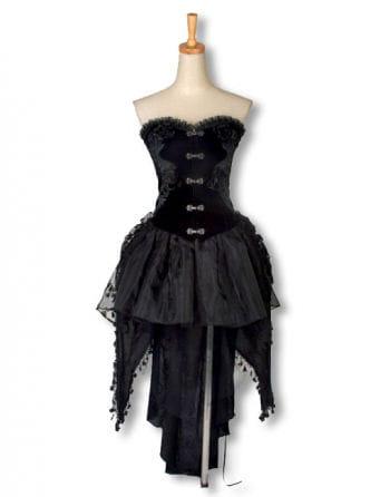 Burlesque Cabaret Corsage Dress
