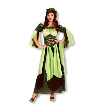 Waldmagierin Kostüm XL