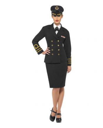 Navy Officer ladies lining XL