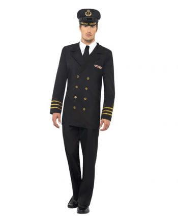 US-Marineoffizier Herren Kostüm