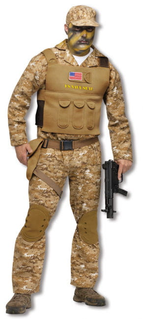 Navy Seal Kostüm