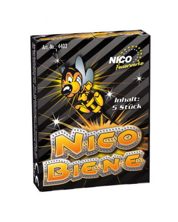 Nico bee ground spinner