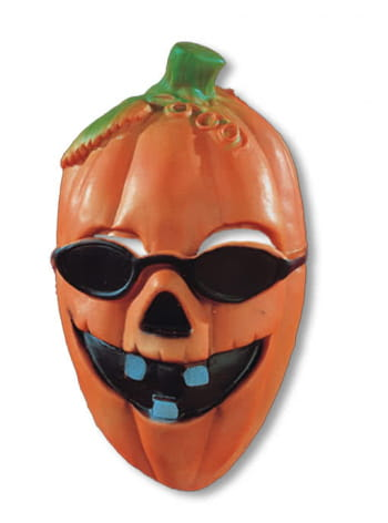 Pumpkin Night Shadow Child Mask