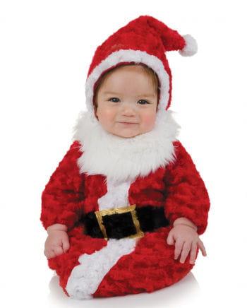 Weihnachtsmann Babysack Kostüm