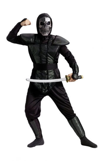 Ninja Skull Master Kinderkostüm