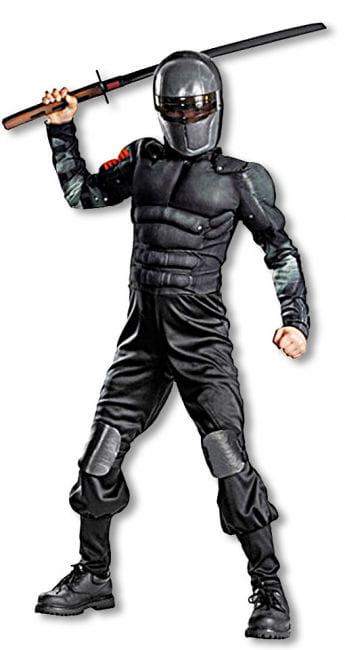 Ninja Snake Eyes costume S