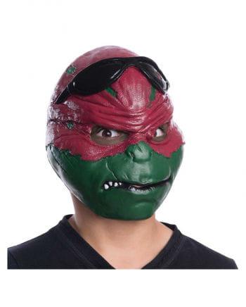 Ninja Turtles Raphael Vinyl Kinder Maske
