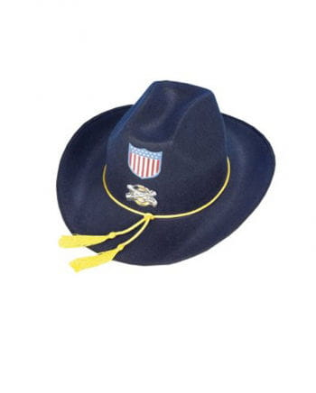 Yankee soldiers hat blue