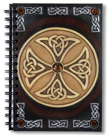 Notizbuch Keltisches Design