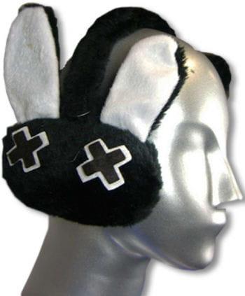 Ohrenwärmer Bunny Stil