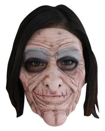 Granny half mask