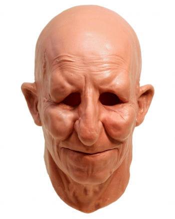 Rentner Maske aus Schaumlatex
