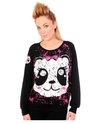 Punk Shirt Panda