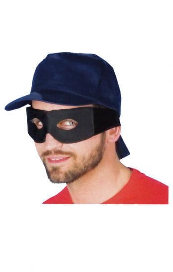 Panzerknacker Maske schwarz