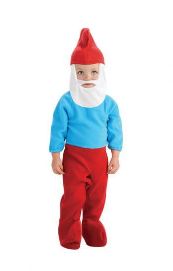 Papa Smurf costume Toddlers
