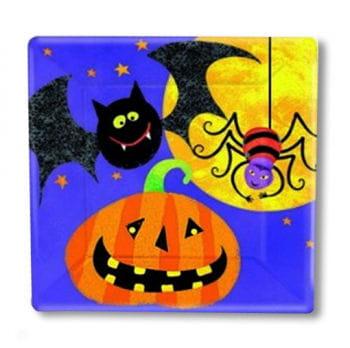 Halloween Pappteller