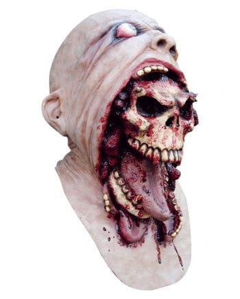 Parasite horror mask