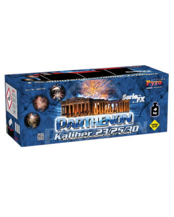 Parthenon Battery Fireworks 77 Shot