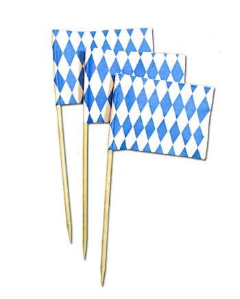 Zahnstocherfähnchen Bayern XL