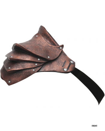 Gladiator Shoulder Armor Brown