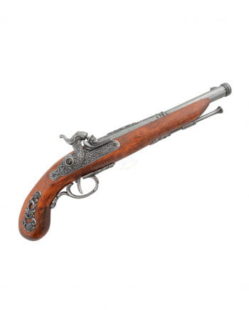 Piraten Pistole Echtholz