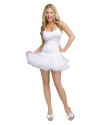 Weißes Petti Dress