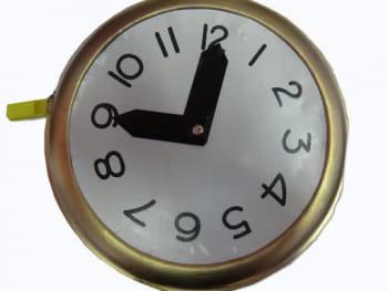 Pfeifen Uhr