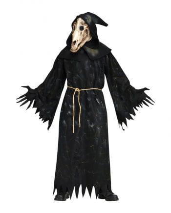Horse Skull Demon Costume