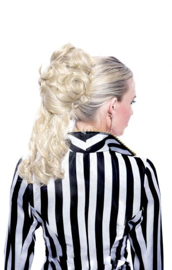 Pferdeschwanz Haarteil blond
