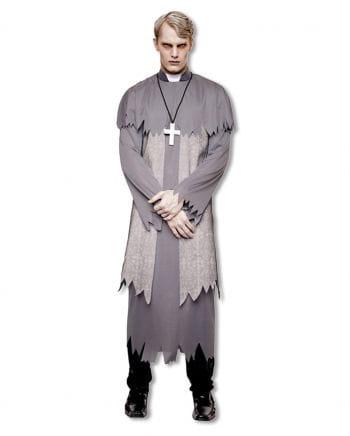 Phantom Priest Costume Plus Size