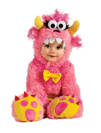 Pink Mini Monster Baby Costume