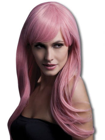 Sienna wig pink