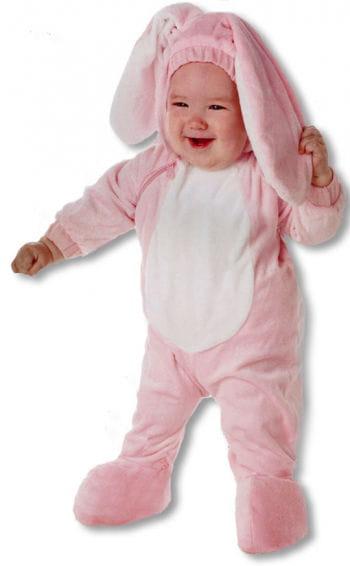 Pinker Hase Kinderkostüm L