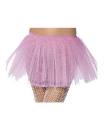 Rosa Ballerina Tüllrock