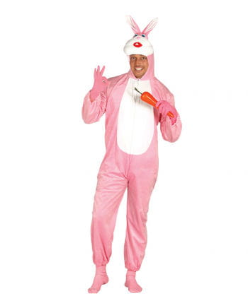 Pink rabbit costume