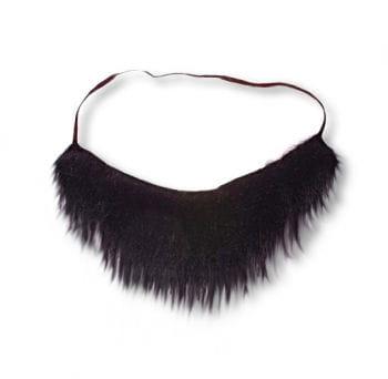 Pirate Beard Black with Elastic