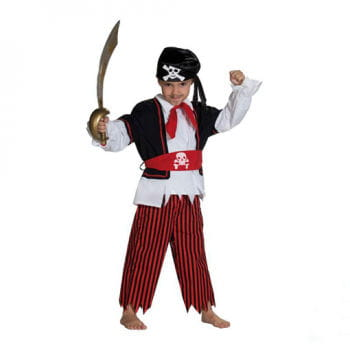 Pirate Child Costume Three-Piece