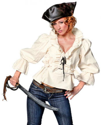 Ladies Pirate Blouse