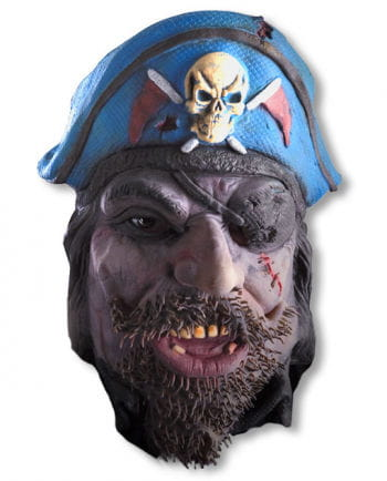 Horror Pirate Mask