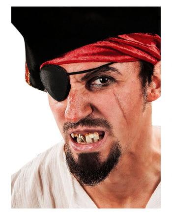 Schreckliche Piratenzähne