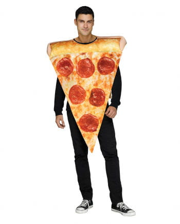 Unisex Kostüm Pizza