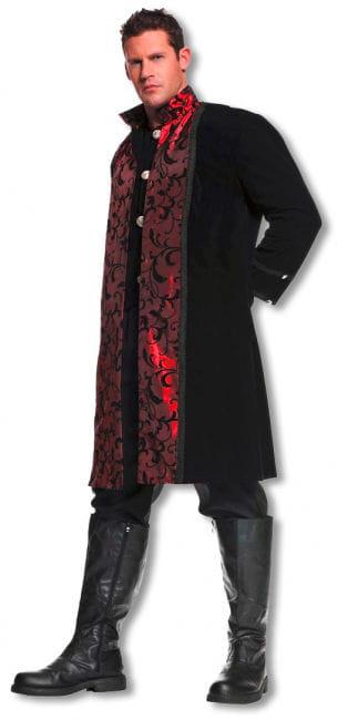 Gothic Vampir Herrenkostüm XXL