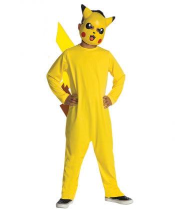Pokemon Pikachu Kinder Kostüm