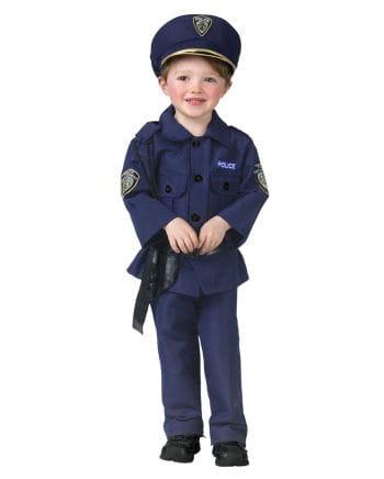 Polizist Kinder Kostüm M