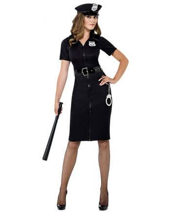 Polizistin Kostüm Lang