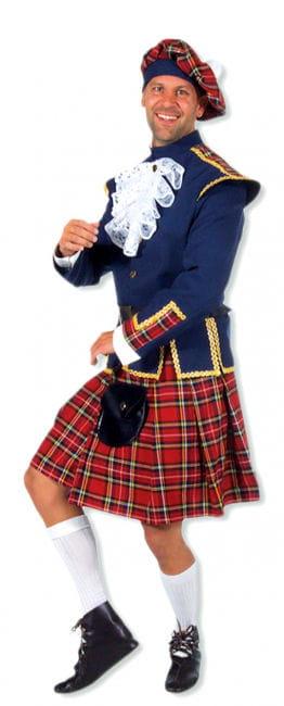 Schotten Kostüm Premium