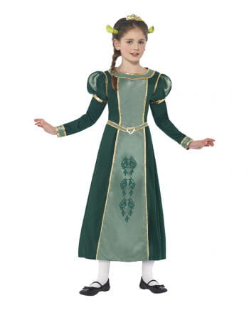 Princess Fiona costume DLX