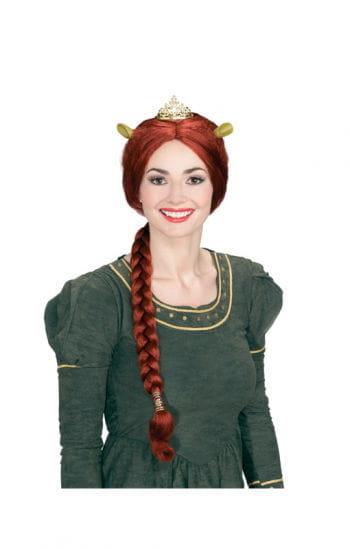 Perücke Prinzessin Fiona