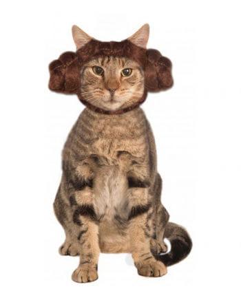 Prinzessin Leia Mütze für Katzen